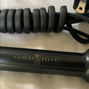 Gold N Hot Curlers